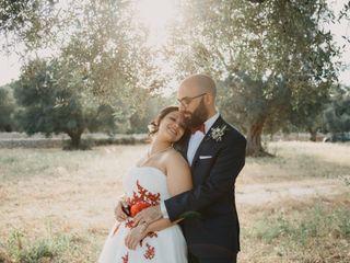 Le nozze di Anna Rita e Mariano