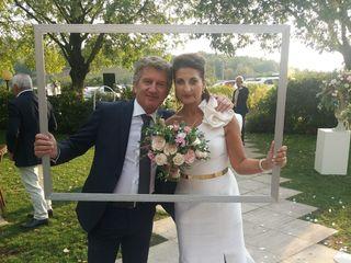 Le nozze di Pia e Umberto