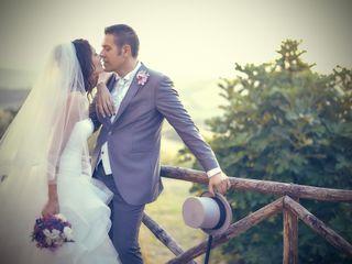 Le nozze di Federica e Klaus