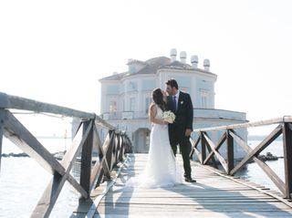 Le nozze di Patrizia e Gianfranco