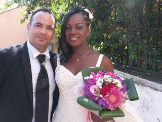 Le nozze di Angel e Sara