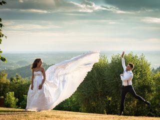 Le nozze di Federica e Ilario
