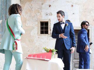 Le nozze di Daniela e Enoch 1