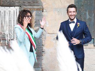 Le nozze di Daniela e Enoch 2
