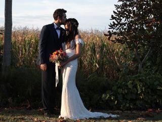 Le nozze di Daniela e Enoch