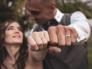 Le nozze di Federica e Nicolas 1