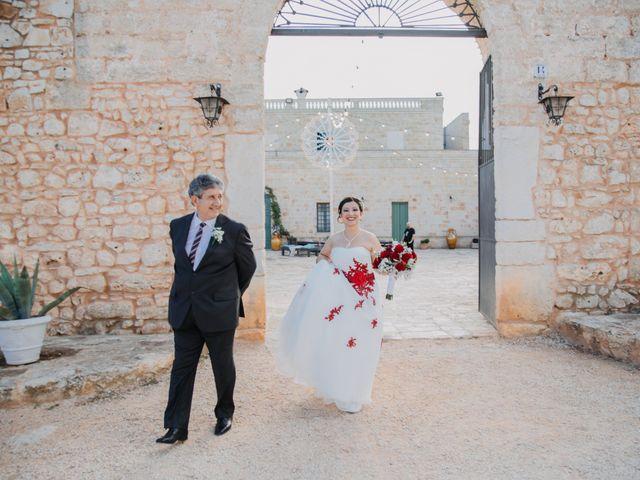 Il matrimonio di Mariano e Anna Rita a Oria, Brindisi 15