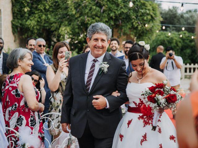 Il matrimonio di Mariano e Anna Rita a Oria, Brindisi 18