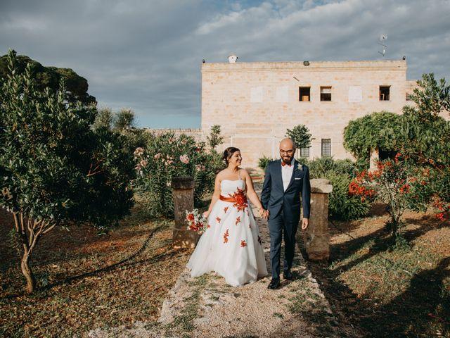 Il matrimonio di Mariano e Anna Rita a Oria, Brindisi 26