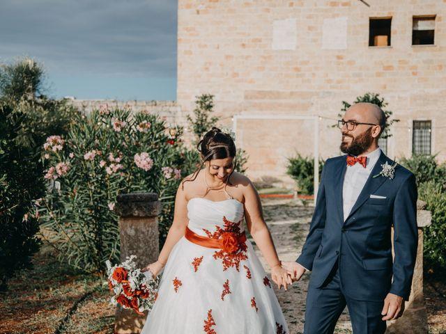 Il matrimonio di Mariano e Anna Rita a Oria, Brindisi 27