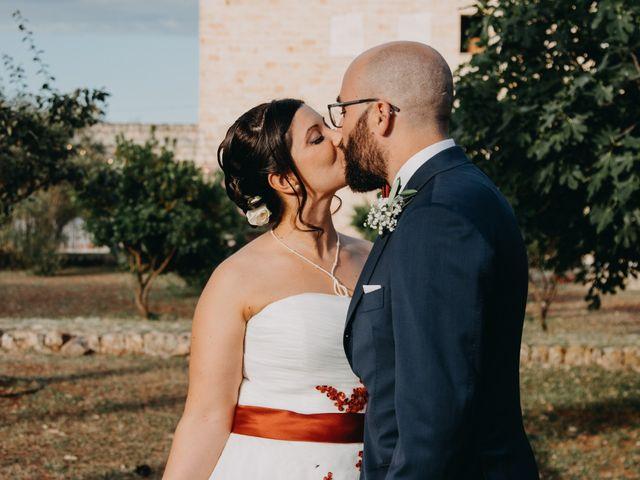 Il matrimonio di Mariano e Anna Rita a Oria, Brindisi 28