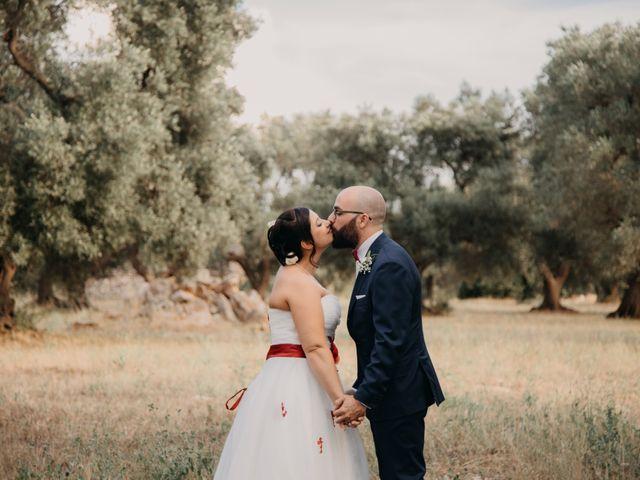 Il matrimonio di Mariano e Anna Rita a Oria, Brindisi 30