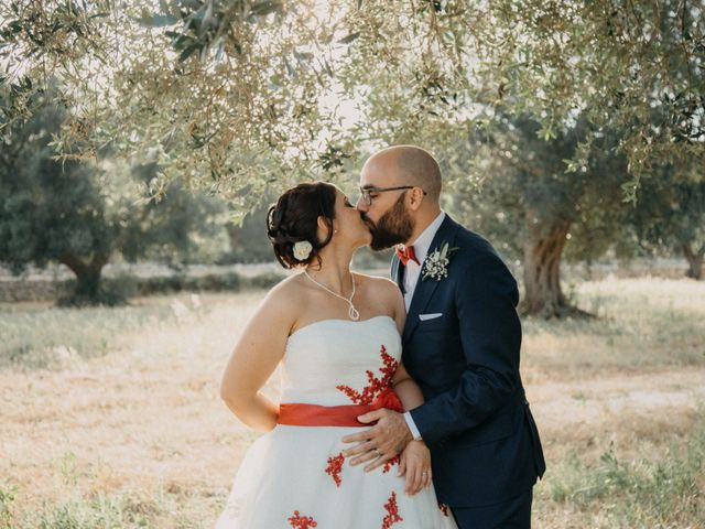 Il matrimonio di Mariano e Anna Rita a Oria, Brindisi 32