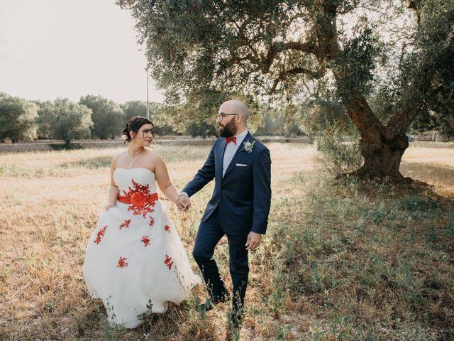 Il matrimonio di Mariano e Anna Rita a Oria, Brindisi 34