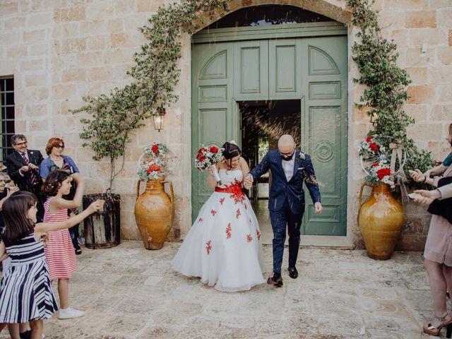 Il matrimonio di Mariano e Anna Rita a Oria, Brindisi 35