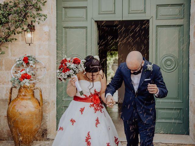 Il matrimonio di Mariano e Anna Rita a Oria, Brindisi 36