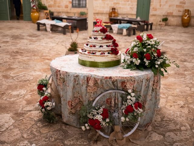 Il matrimonio di Mariano e Anna Rita a Oria, Brindisi 52