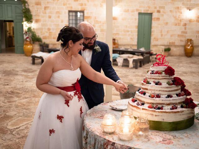 Il matrimonio di Mariano e Anna Rita a Oria, Brindisi 54