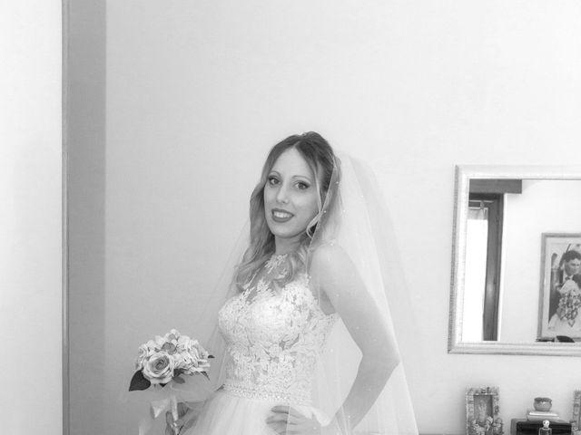 Il matrimonio di Andrea e Jessica a Sona, Verona 6