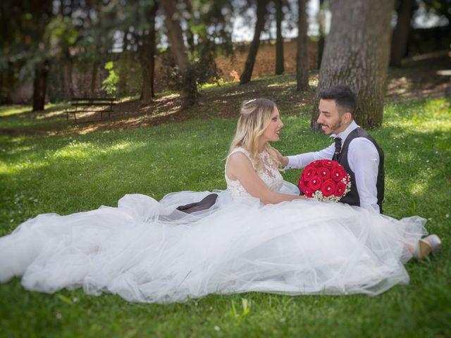 Il matrimonio di Andrea e Jessica a Sona, Verona 1