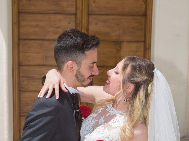 Il matrimonio di Andrea e Jessica a Sona, Verona 8