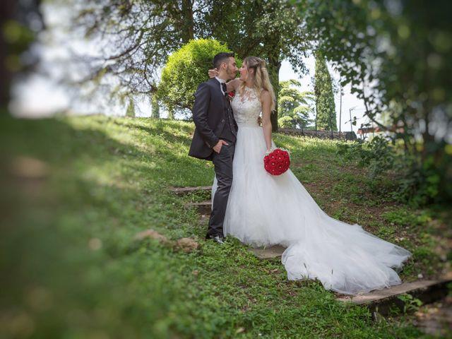 Il matrimonio di Andrea e Jessica a Sona, Verona 2
