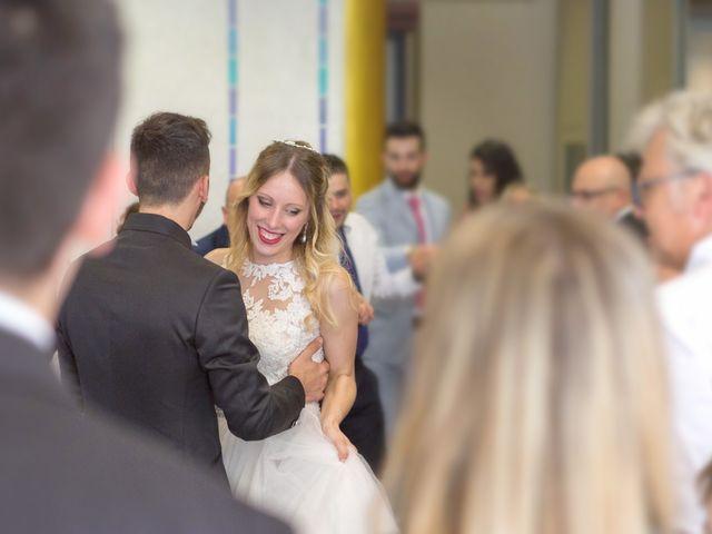 Il matrimonio di Andrea e Jessica a Sona, Verona 10