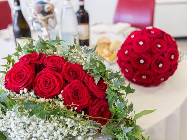 Il matrimonio di Andrea e Jessica a Sona, Verona 12