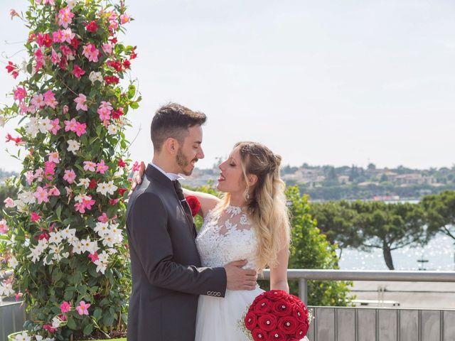 Il matrimonio di Andrea e Jessica a Sona, Verona 15