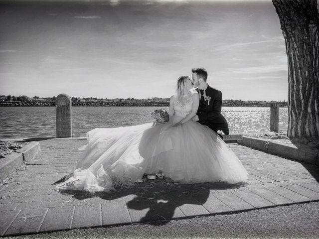 Il matrimonio di Andrea e Jessica a Sona, Verona 18