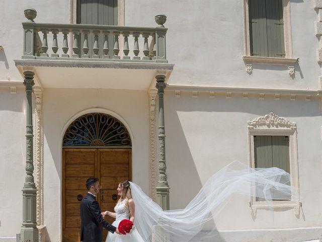 Il matrimonio di Andrea e Jessica a Sona, Verona 22