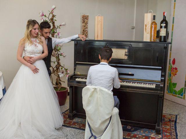 Il matrimonio di Andrea e Jessica a Sona, Verona 23