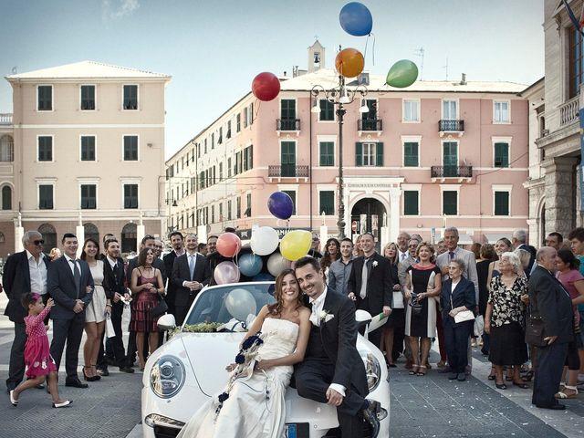 Le nozze di Francesca Raiola e Stefano Mantero
