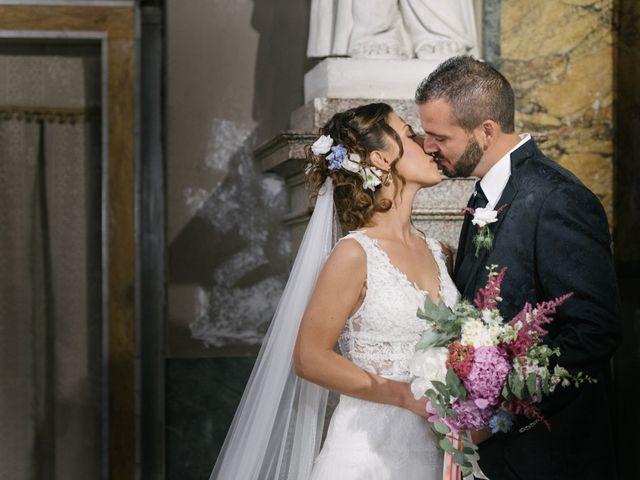 Le nozze di Nicoletta e Marco