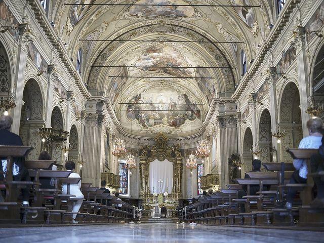 Il matrimonio di Enrico e Nicoletta a Brescia, Brescia 17