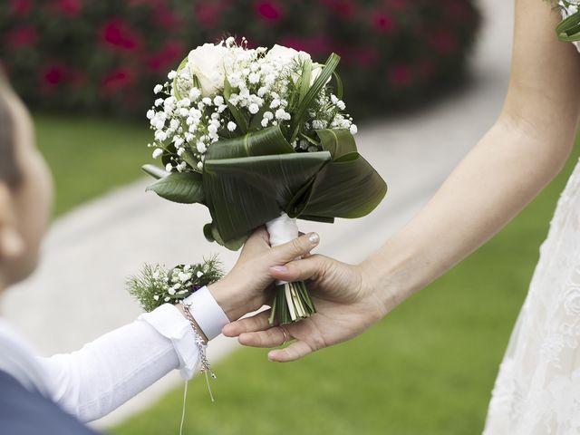 Il matrimonio di Enrico e Nicoletta a Brescia, Brescia 24