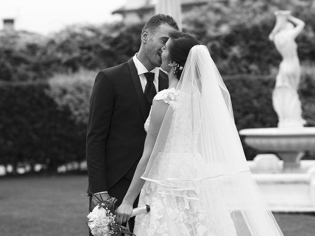 Il matrimonio di Enrico e Nicoletta a Brescia, Brescia 27
