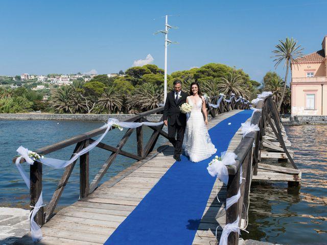 Il matrimonio di Gianfranco e Patrizia a Pozzuoli, Napoli 16