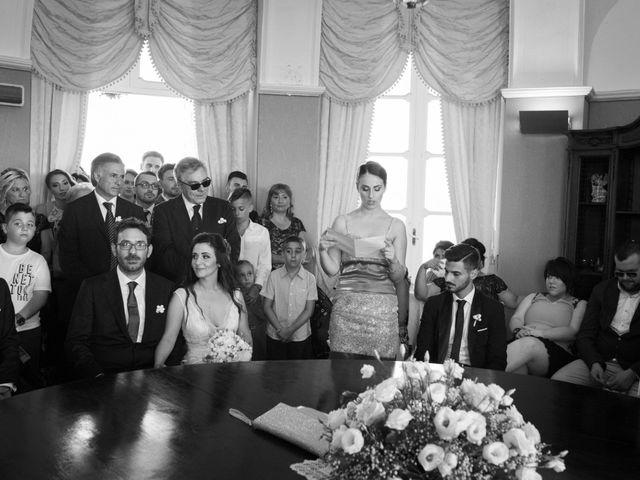 Il matrimonio di Gianfranco e Patrizia a Pozzuoli, Napoli 20