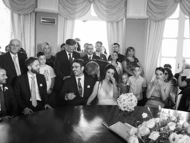 Il matrimonio di Gianfranco e Patrizia a Pozzuoli, Napoli 24