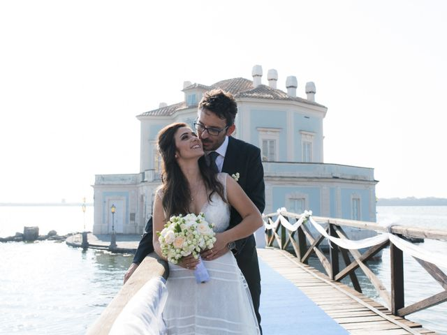 Il matrimonio di Gianfranco e Patrizia a Pozzuoli, Napoli 1