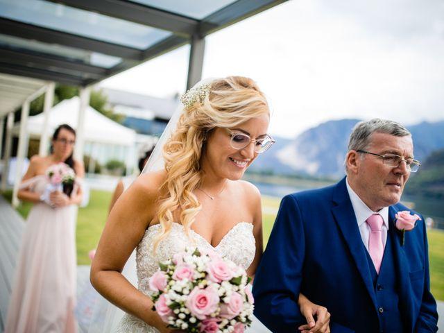 Il matrimonio di Ian e Gemma a Verbania, Verbania 8