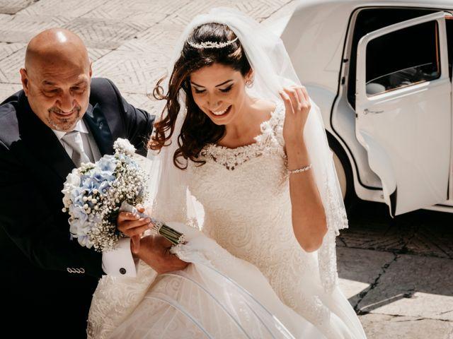 Il matrimonio di Adriano e Laura a Terracina, Latina 34