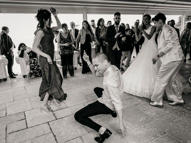 Il matrimonio di Adriano e Laura a Terracina, Latina 57