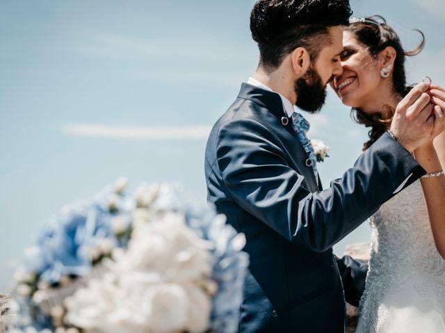 Il matrimonio di Adriano e Laura a Terracina, Latina 73