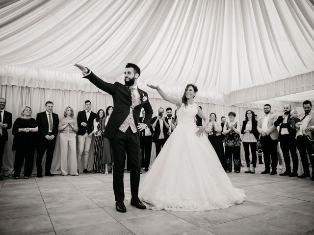 Il matrimonio di Adriano e Laura a Terracina, Latina 87