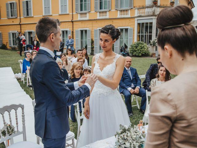 Il matrimonio di Matteo e Ilaria a Briosco, Monza e Brianza 11