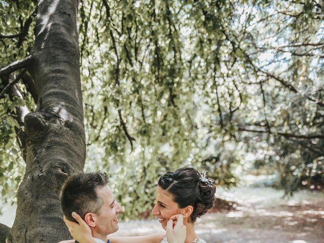 Il matrimonio di Matteo e Ilaria a Briosco, Monza e Brianza 25
