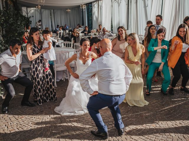 Il matrimonio di Matteo e Ilaria a Briosco, Monza e Brianza 53