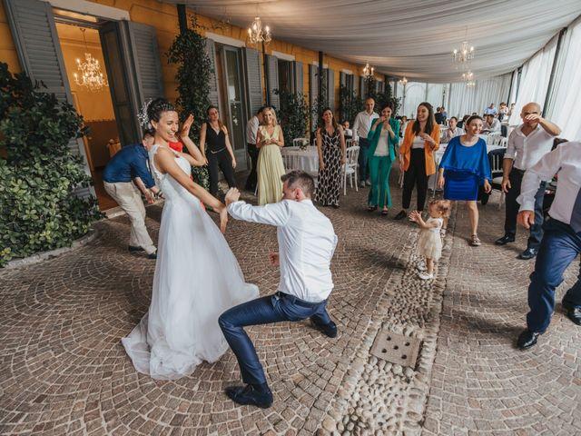 Il matrimonio di Matteo e Ilaria a Briosco, Monza e Brianza 54